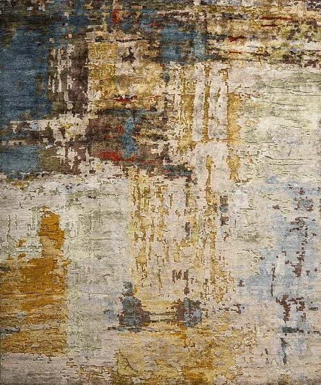 Artep tappeto design bamboo silk
