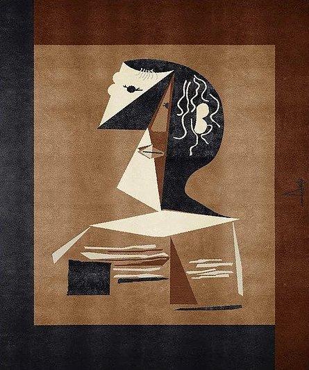 contemplazione Tappeto Artep design anghi