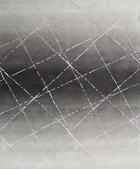 Artep graphic carpet design grey carpet