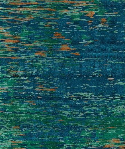 Artep tappeto design con-fusion lightwater 3