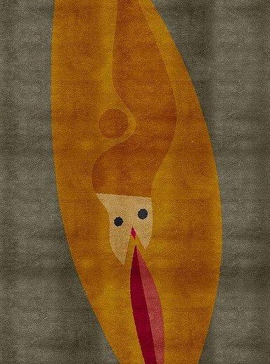 Artep tappeto design secondo oriented snake 3