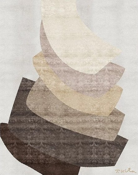 Stone 6 Artep shizen design rug