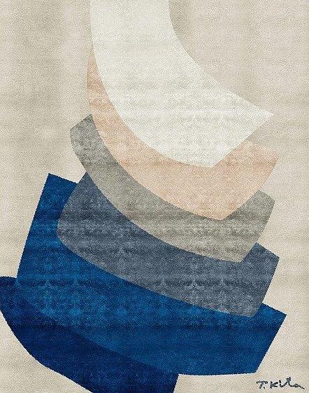 Stone 8 Artep shizen design rug