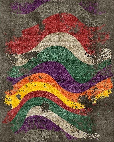 Tsu 2 Artep shizen design rug