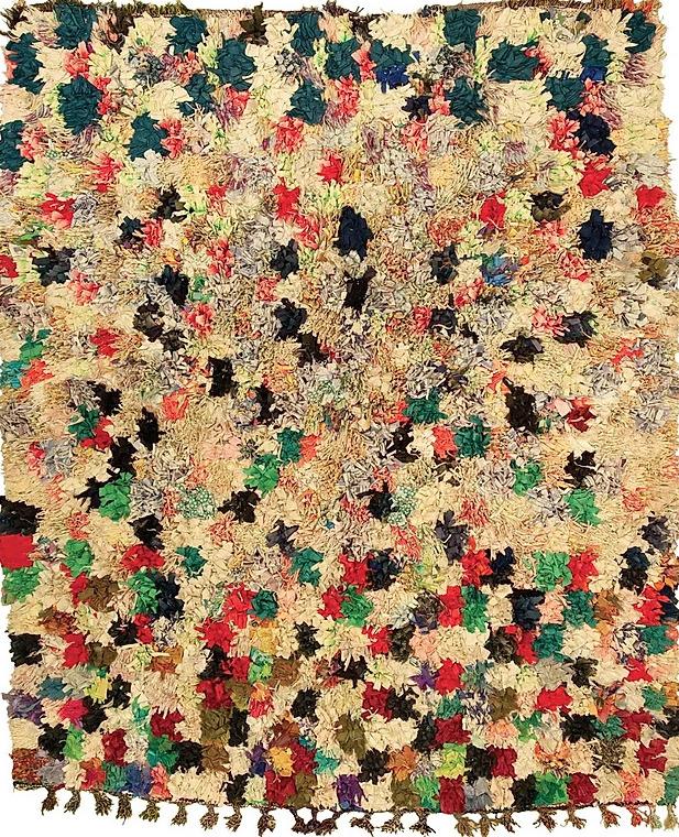 Maroccan rug H20