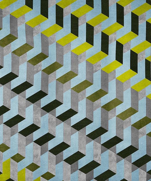 Artep Neodecorative Trezza 3D rug