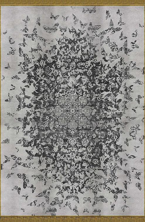Artep neodecorative rug butterflies